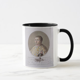Portrait of Bertrand du Guesclin (1311-80), High C Mug