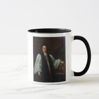 Portrait of Bishop John Robinson  c.1711 Mug