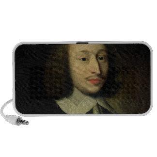 Portrait of Blaise Pascal Speaker