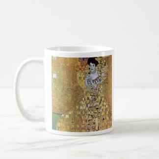 Portrait of Block-Bauer 2 by Gustav Klimt Coffee Mug