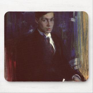 Portrait of Boris Pasternak Mouse Pad