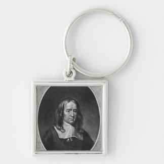 Portrait of Bruno Ryves Keychain
