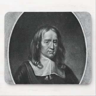 Portrait of Bruno Ryves Mouse Pad