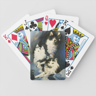 Portrait of Buffy Playing Cards