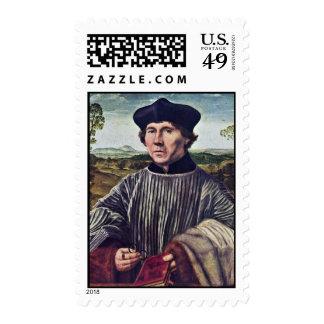Portrait Of Canon Stephen Gardiner Postage Stamps