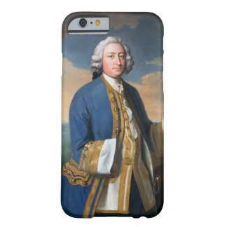 Portrait of Captain David Brodie (1709-87) Holding Barely There iPhone 6 Case