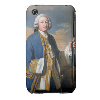 Portrait of Captain David Brodie (1709-87) Holding Case-Mate iPhone 3 Case