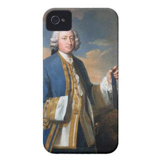 Portrait of Captain David Brodie (1709-87) Holding Case-Mate iPhone 4 Case