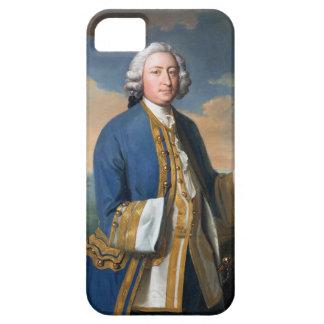 Portrait of Captain David Brodie (1709-87) Holding iPhone SE/5/5s Case