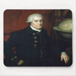 Portrait of Captain George Vancouver Mousepad