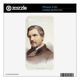 Portrait of Captain James Augustus Grant (1827-87) iPhone 4 Skin