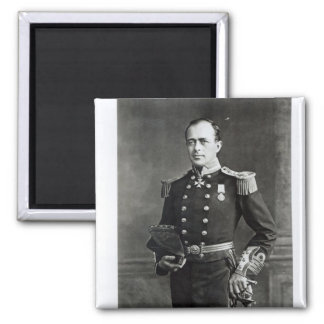 Portrait of Captain Robert Falcon Scott Magnet