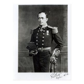 Portrait of Captain Robert Falcon Scott Postcard