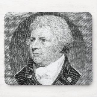 Portrait of Captain Thomas Foley Mouse Pad