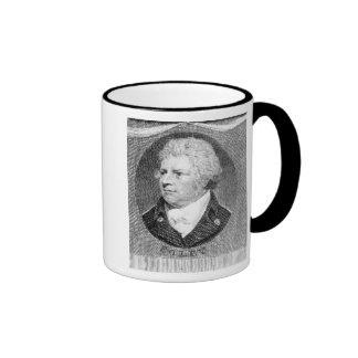 Portrait of Captain Thomas Foley Ringer Mug