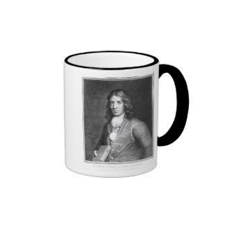 Portrait of Captain William Dampier Ringer Mug