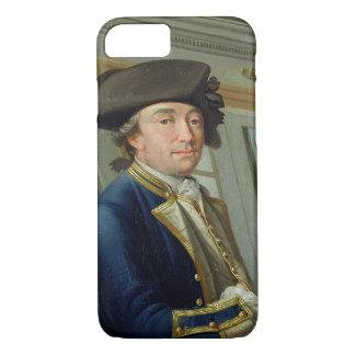 Portrait of Captain William Locker (1731-1800) 176 iPhone 7 Case
