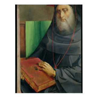 Portrait of Cardinal Bessarion  c.1475 Postcard