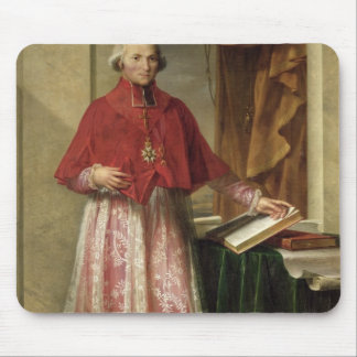 Portrait of Cardinal Joseph Fesch  1806 Mouse Pad