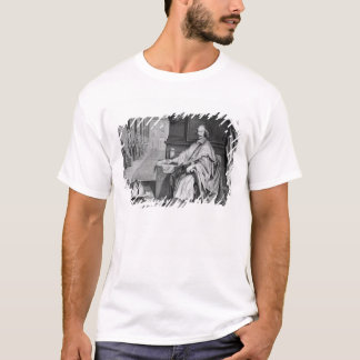 Portrait of Cardinal Mazarin  in his Palace T-Shirt