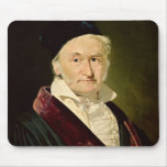 Portrait of Carl Friedrich Gauss, 1840 Mouse Pad