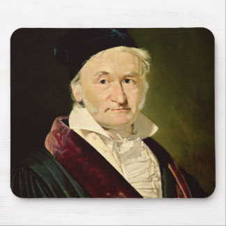 Portrait of Carl Friedrich Gauss, 1840 Mouse Pad