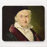 Portrait of Carl Friedrich Gauss, 1840 Mousepads