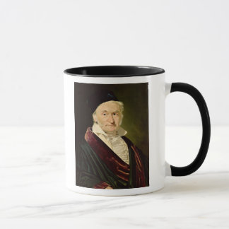 Portrait of Carl Friedrich Gauss, 1840 Mug