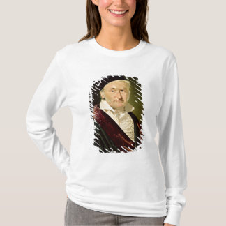 Portrait of Carl Friedrich Gauss, 1840 T-Shirt