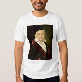 Portrait of Carl Friedrich Gauss, 1840 Tee Shirt