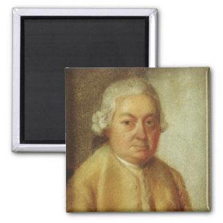 Portrait of Carl Philipp Emanuel Bach, c.1780 Magnet