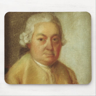 Portrait of Carl Philipp Emanuel Bach, c.1780 Mouse Pad