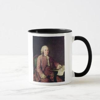 Portrait of Carl von Linnaeus Mug