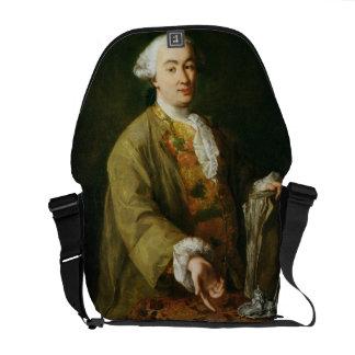 Portrait of Carlo Goldoni Messenger Bag