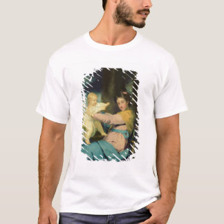 Portrait of Caroline, Duchess of Marlborough with T-Shirt