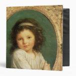 Portrait of Caroline Lalive de la Briche, 1786 Vinyl Binders