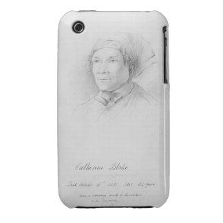 Portrait of Catherine Blake (1762-1831) after a dr iPhone 3 Cases