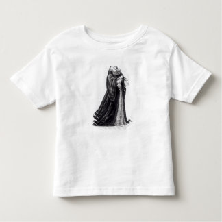 Portrait of Catherine engraved by Hargrave Toddler T-shirt