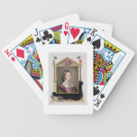 Portrait of Catherine Howard (c.1520-d.1542) 5th Q Bicycle Playing Cards