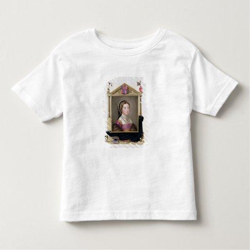 Portrait of Catherine Howard (c.1520-d.1542) 5th Q Toddler T-shirt