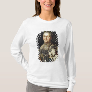 Portrait of Catherine II  of Russia 2 T-Shirt