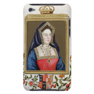 Portrait of Catherine of Aragon (1485-1536) 1st Qu Barely There iPod Cover