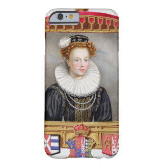 Portrait of Catherine Parr (1512-1548) Sixth Wife Barely There iPhone 6 Case