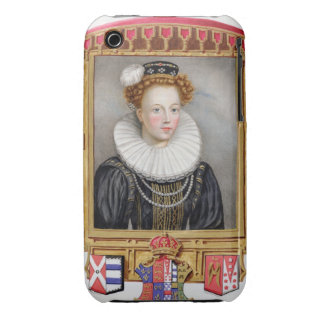 Portrait of Catherine Parr (1512-1548) Sixth Wife iPhone 3 Case-Mate Case