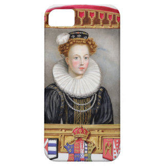 Portrait of Catherine Parr (1512-1548) Sixth Wife iPhone SE/5/5s Case