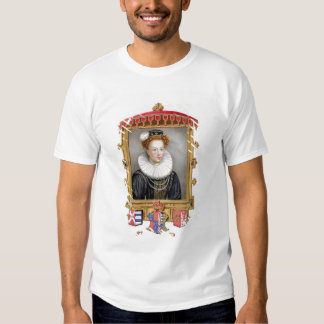 Portrait of Catherine Parr (1512-1548) Sixth Wife Tshirt