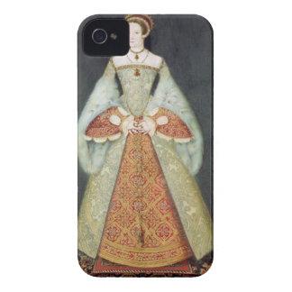 Portrait of Catherine Parr (1512-48), 1545 (colour iPhone 4 Cover