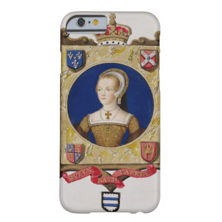 Portrait of Catherine Parr (1512-48) 6th Queen of Barely There iPhone 6 Case