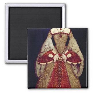 Portrait of Catherine Parr, 1545 Magnet