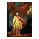 Portrait of Catherine the Great as Lawgiver Poster